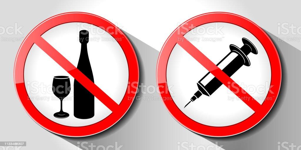 no drugs sign 16 stock illustration download image now istock no drugs sign 16 stock illustration download image now istock