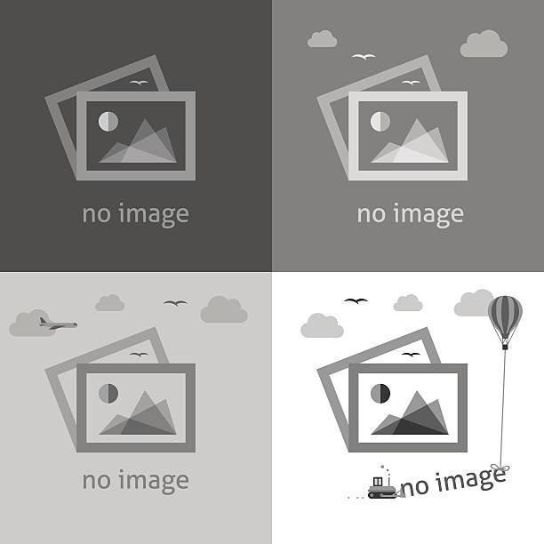 kein bild der beschilderung zur seite. - bildkomposition und technik stock-grafiken, -clipart, -cartoons und -symbole