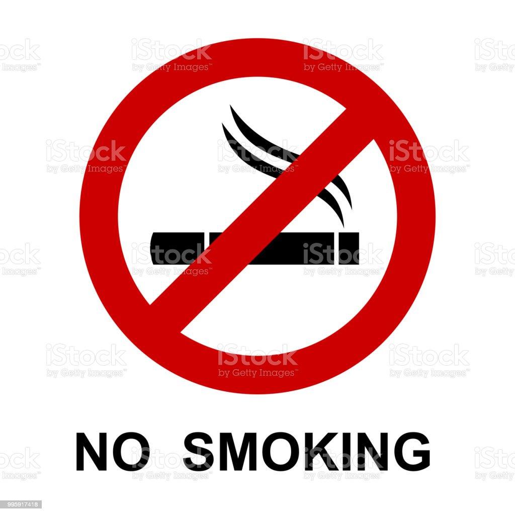 no smoking cigarette sign stock vector stock vector art more