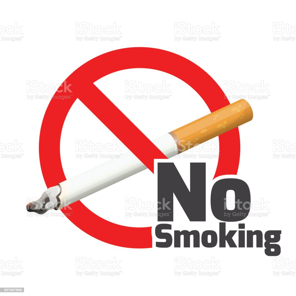 No smoking sign red alert symbol cross cigarette on white stock no smoking sign red alert symbol cross cigarette on white royalty free no biocorpaavc Image collections