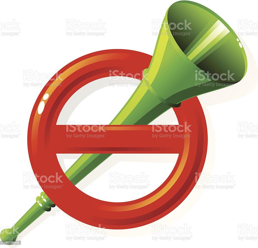 No vuvuzela's royalty-free no vuvuzelas stock vector art & more images of brass instrument