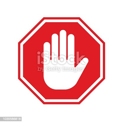 istock No-entry sign 1035586818
