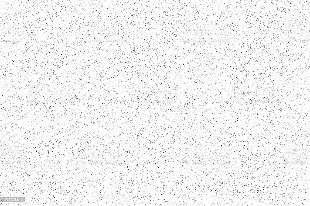 patrón de ruido. textura grunge sin fisuras. libro blanco. Vector de - ilustración de arte vectorial