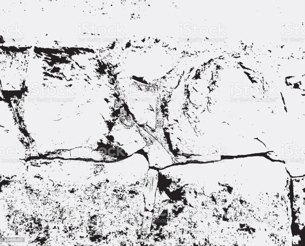 由點組成的嘈雜向量紋理又髒又臭的背景牆紙壁紙金屬木質材料的表面劃傷