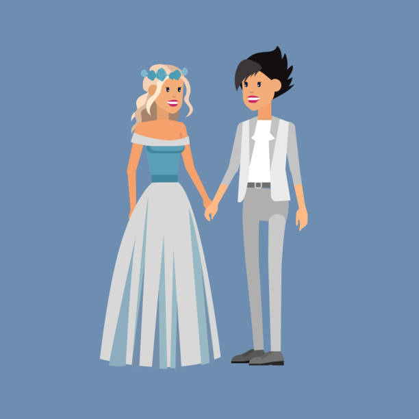 clip art wedding Lesbian