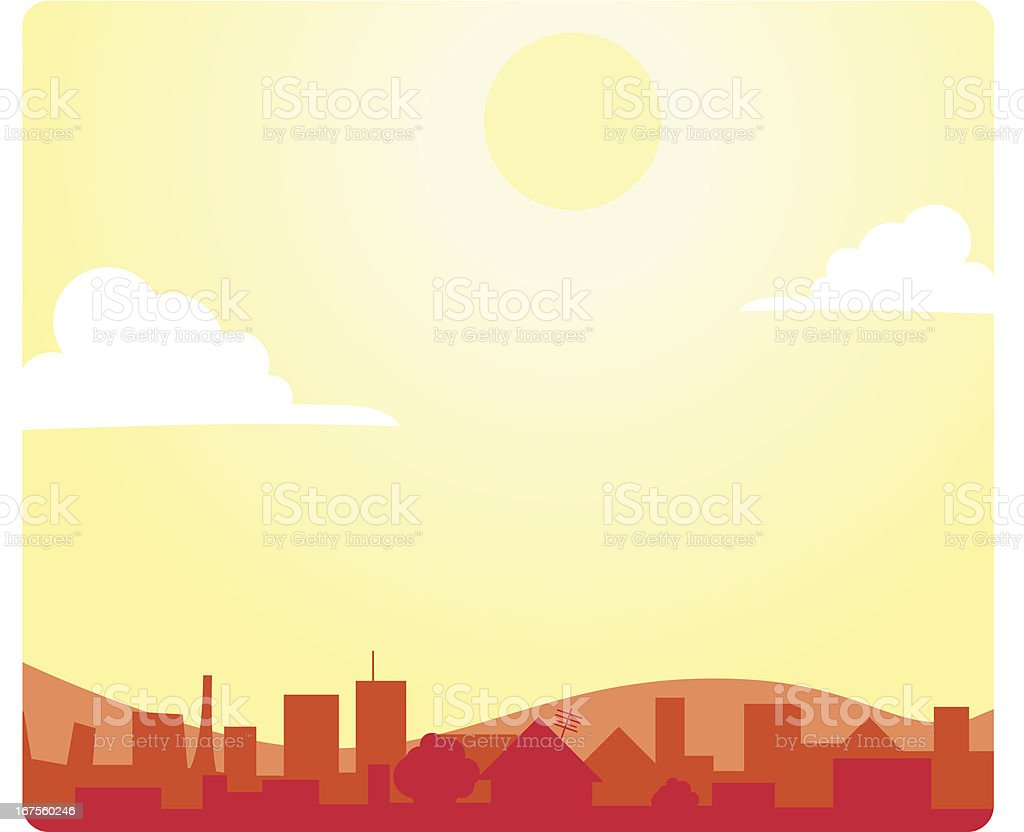 Noon royalty-free noon stock vector art & more images of apartment