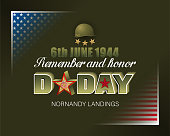 Normandy landings, American D-Day, celebration