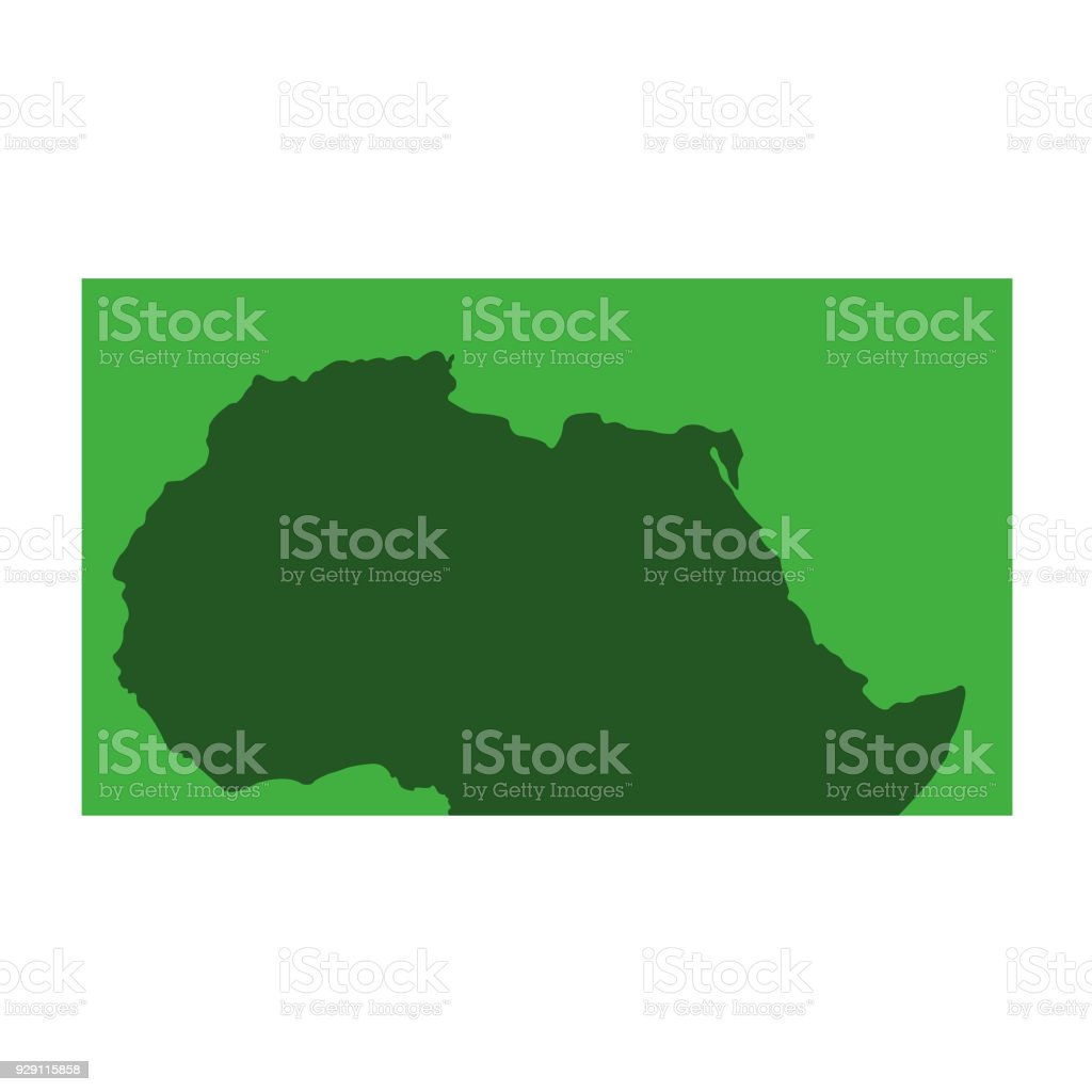 North Africa World Map.North Africa Map Stock Vector Art More Images Of Africa 929115858