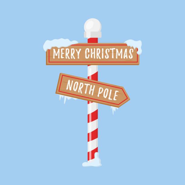bildbanksillustrationer, clip art samt tecknat material och ikoner med nordpolens skyltar. - stock arrow