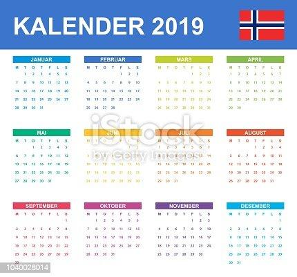 calendar mai 2019