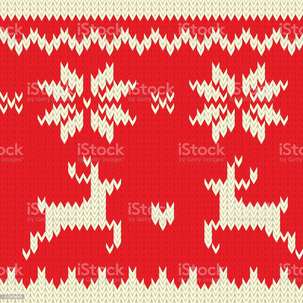 Norwegian seamless knitted pattern royalty-free norwegian seamless knitted pattern stock vector art & more images of abstract