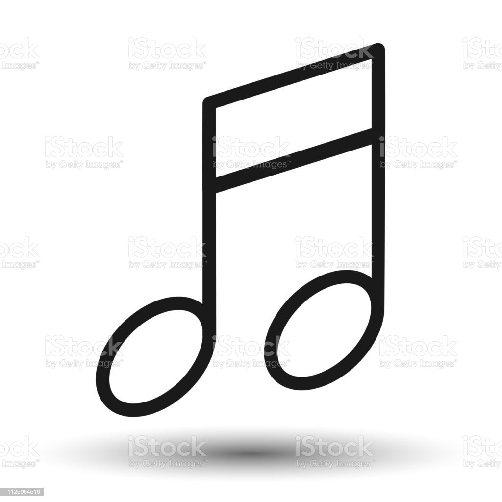 Note De Musique Symbole