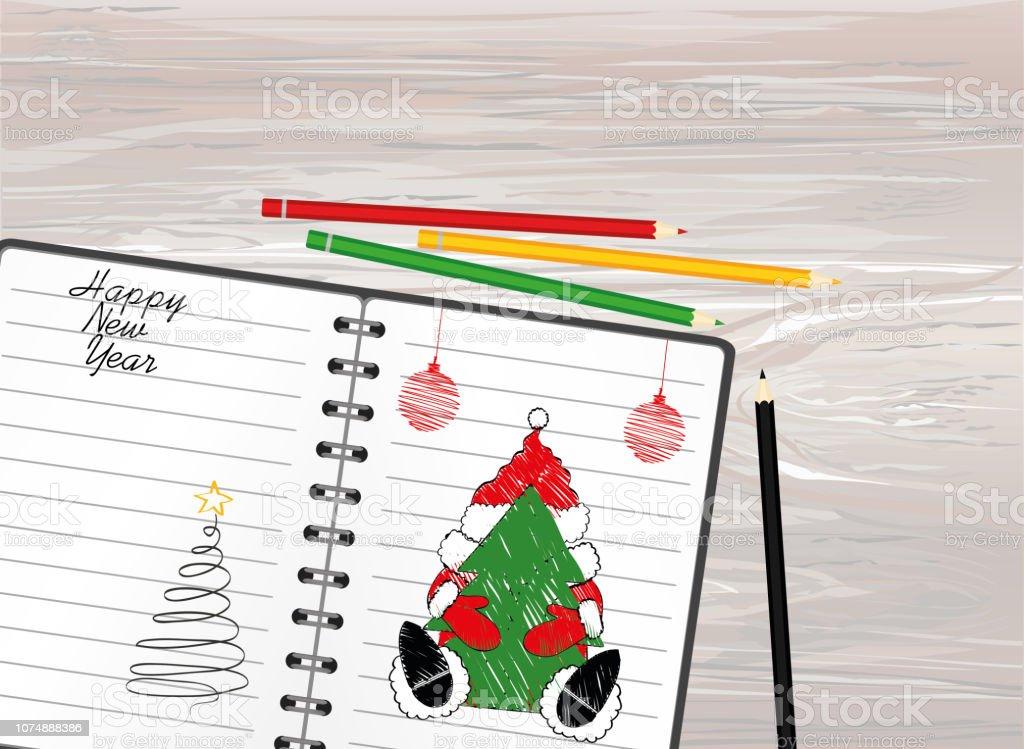 Und Mit Ball Weihnachten Notebookvorlage Weihnachtsmann 7b6vImgYfy