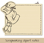 Notepaper for kids