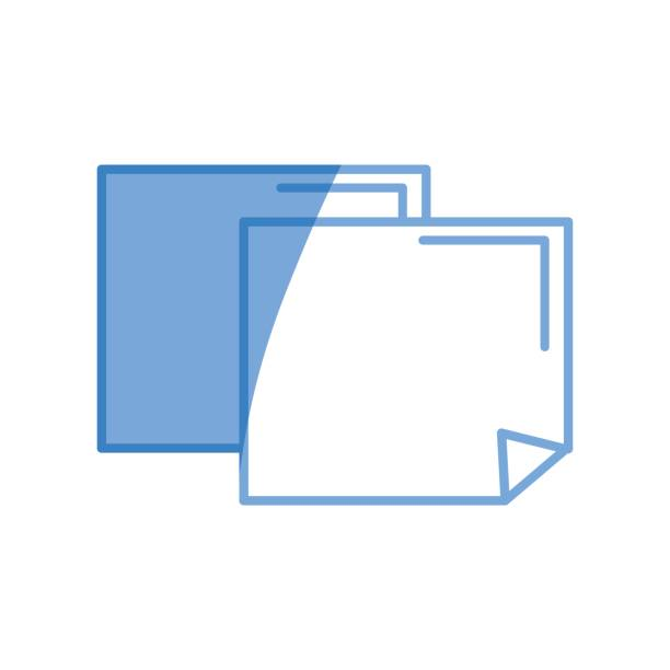ノートは物事を覚えて論文ツール - 中学校点のイラスト素材/クリップアート素材/マンガ素材/アイコン素材