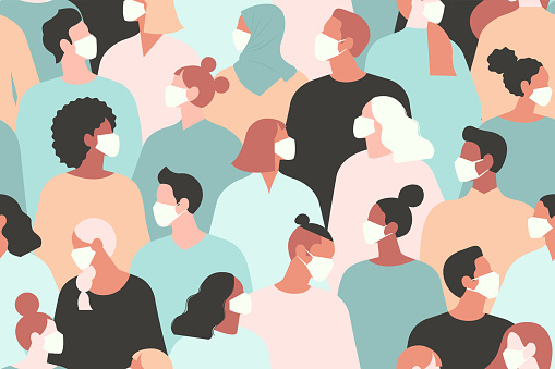 backgrounds people stock illustrations