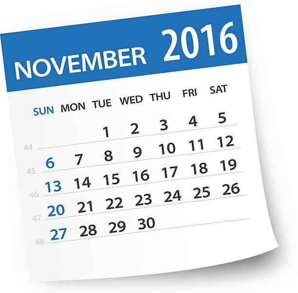Best November Illustrations, Royalty-Free Vector Graphics ...