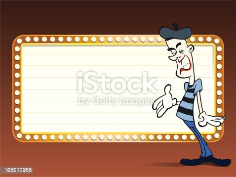 istock Now in theaters... 165612955