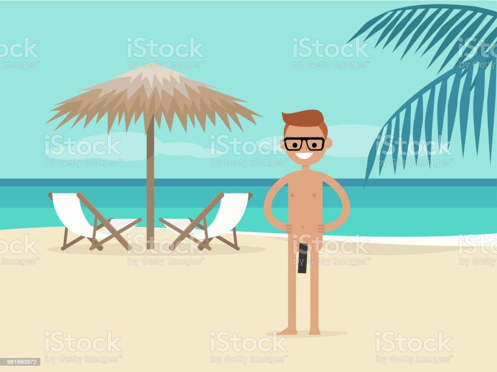 Nude beach vacation Nude Photos 41