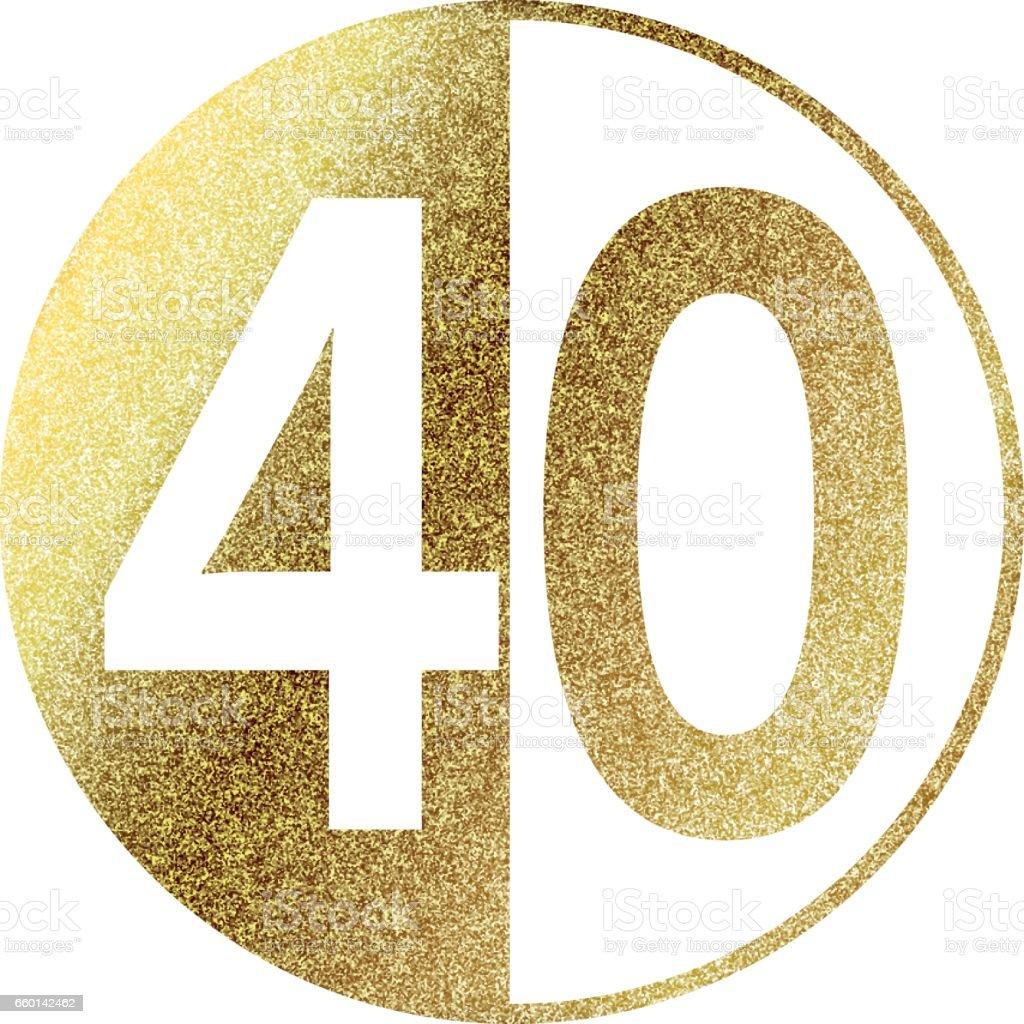 Partnervermittlung 40 gold