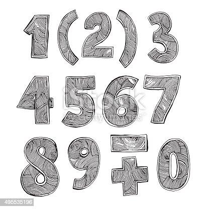 istock Numbers 495535196