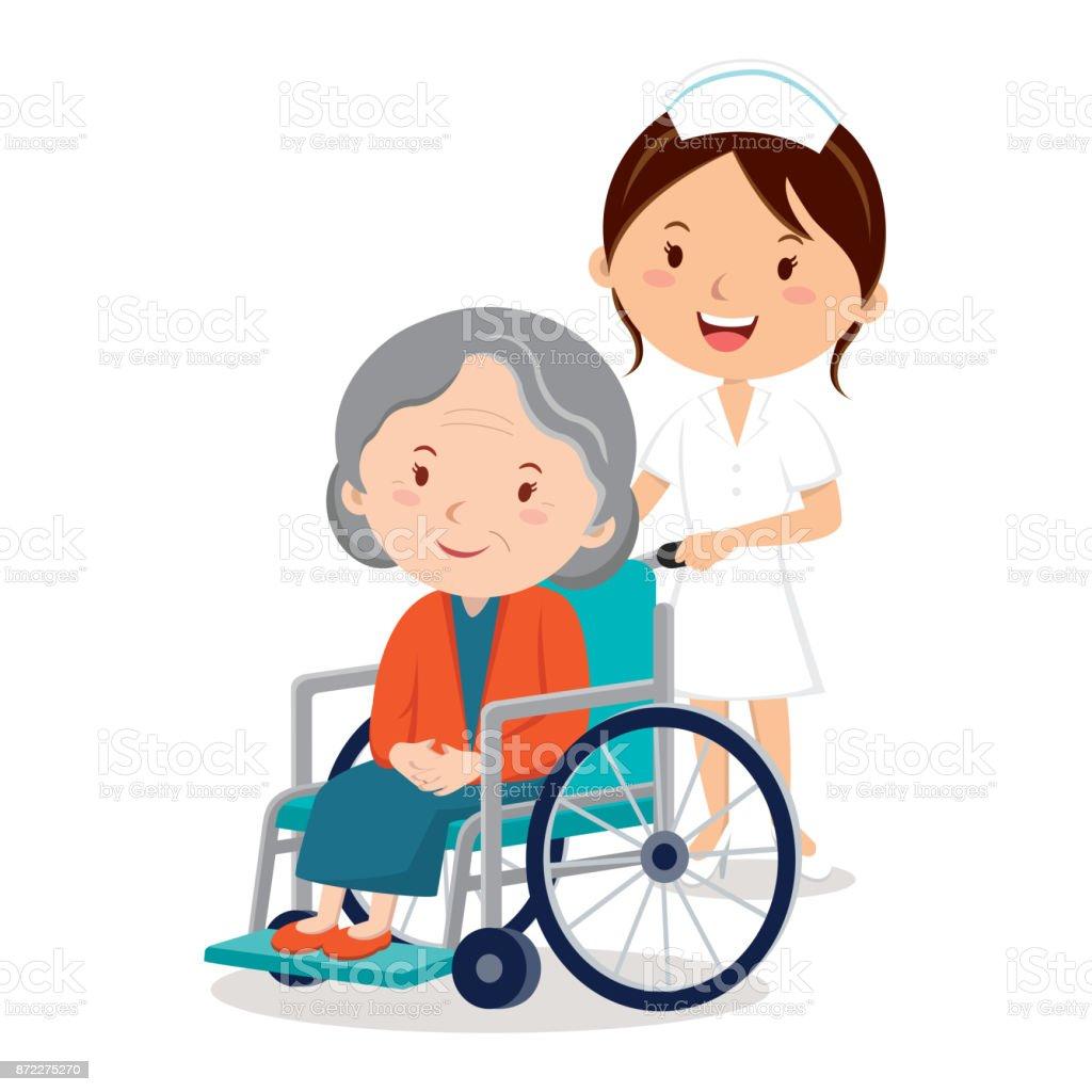 royalty free nursing home clip art vector images illustrations rh istockphoto com national nursing home week clipart nursing home clip art photos