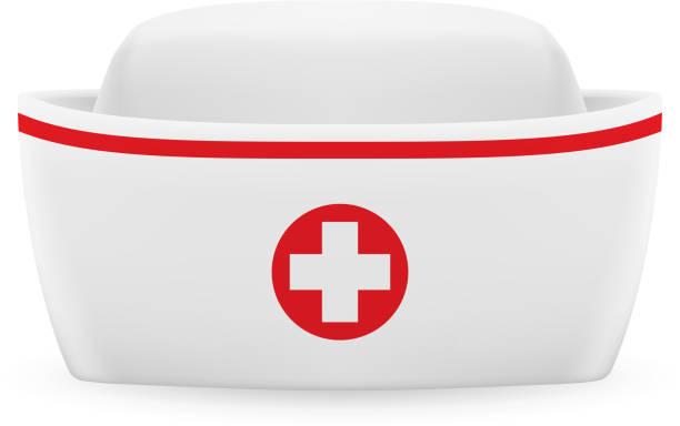 看護師キャップ - 看護師点のイラスト素材/クリップアート素材/マンガ素材/アイコン素材