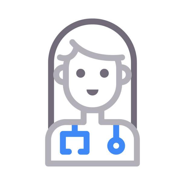 nurse nurse medico stock illustrations