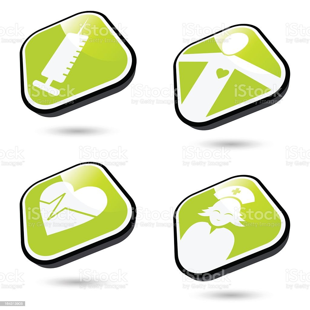 Nursing related symbol collection royalty-free nursing related symbol collection stock vector art & more images of art product