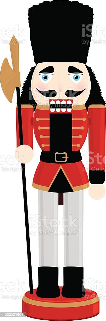 royalty free the nutcracker clip art vector images illustrations rh istockphoto com nutcracker clipart black and white nutcracker clipart free