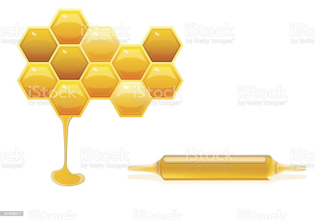 Nutrition supplements honey royalty-free nutrition supplements honey stock vector art & more images of alternative medicine