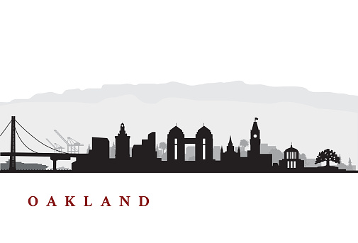 Oakland Cityscape