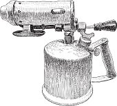 obsolete blowtorch