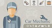 Occupation - Car Mechanic