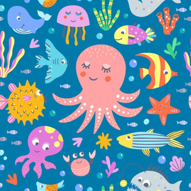 Funny Lobster Cartoon Illustrations, Royalty-Free Vector ...