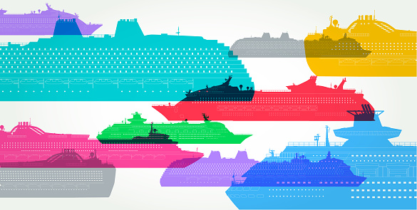 Ocean Liners or Cruise ships