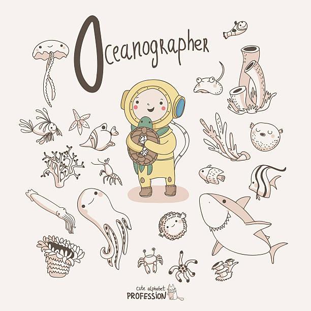 Best Oceanographer Illustrations, Royalty-Free Vector ...
