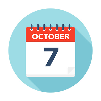 """Résultat de recherche d'images pour """"calendar logo green 7 octubre"""""""