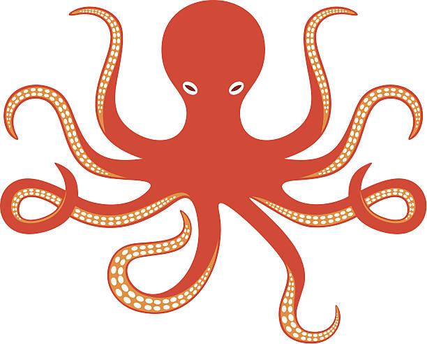 octopus ocean - octopus stock illustrations