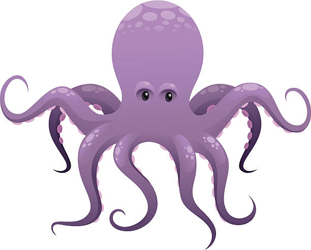 octopus - octopus stock illustrations