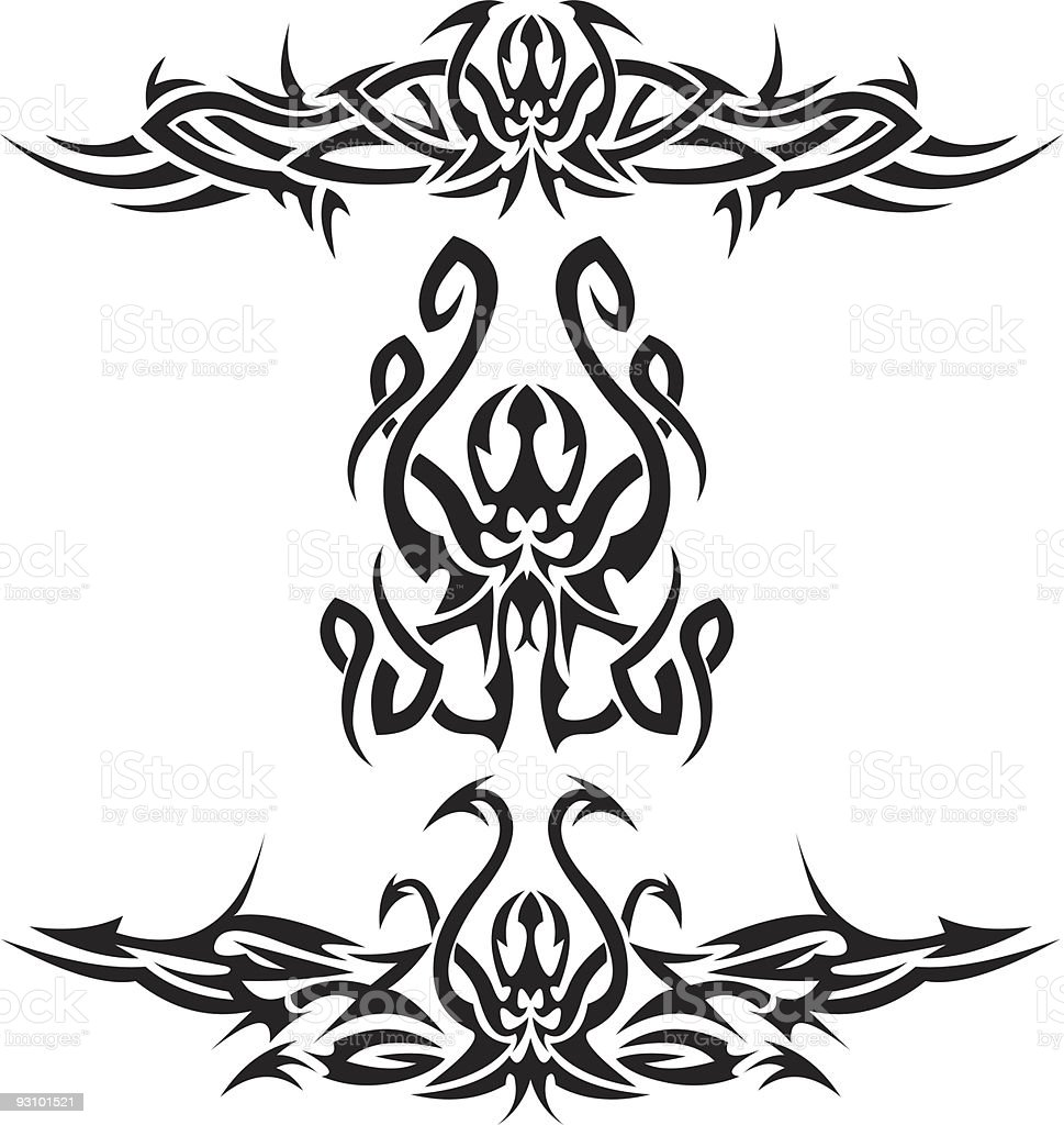 Octopuses royalty-free octopuses stock vector art & more images of abstract