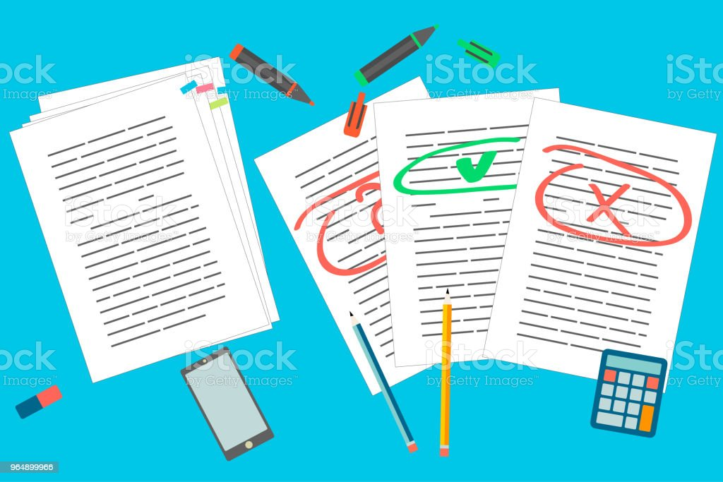 Office and business elements royalty-free office and business elements stock vector art & more images of audit