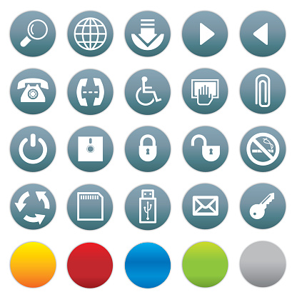 Office and Computer Icons