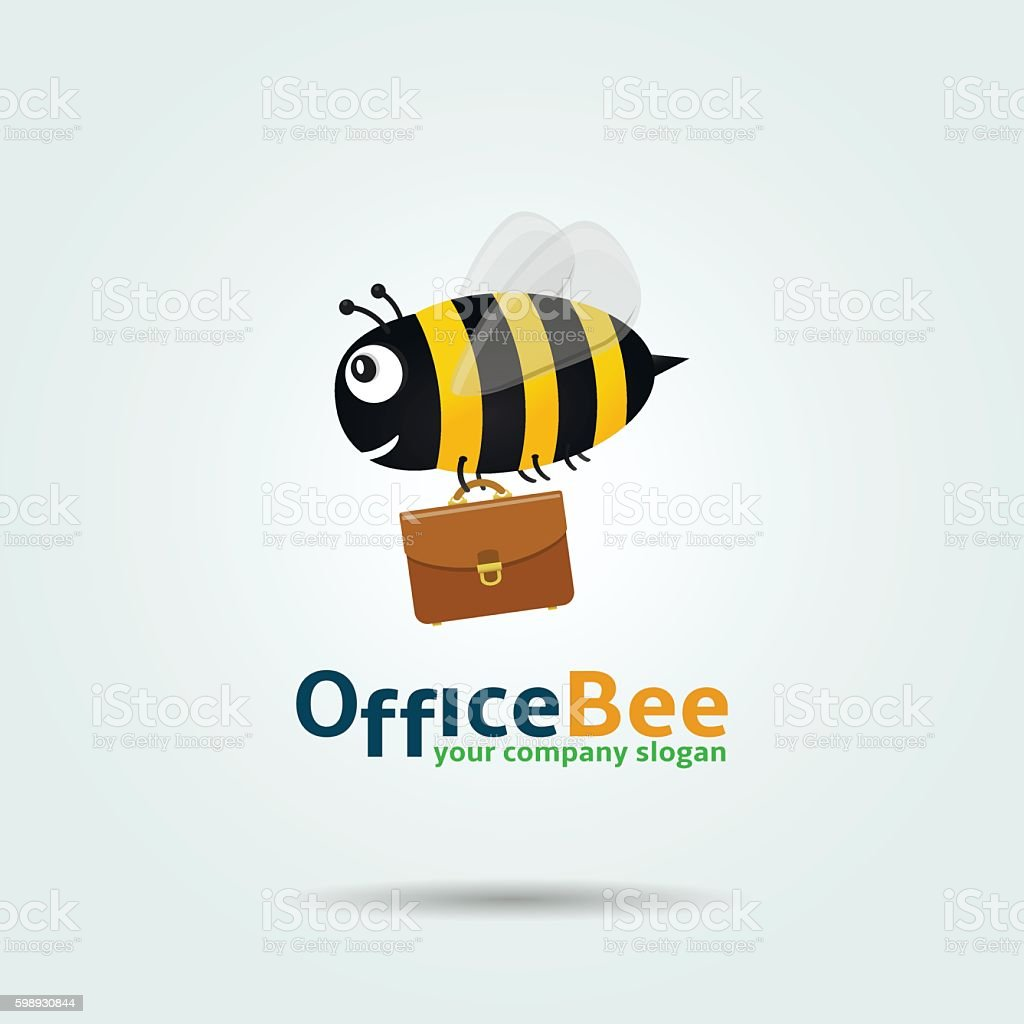 Office Bee Icon