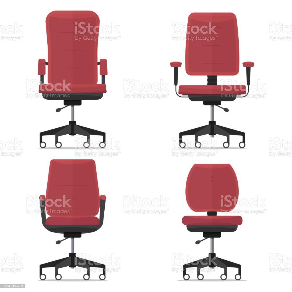 Dans Points De Différents Ou Vue Chaise Bureau R3ALqjc54