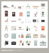 Office design elements