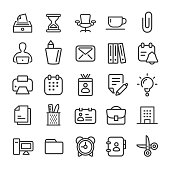 Office Icon - Smart Line Series