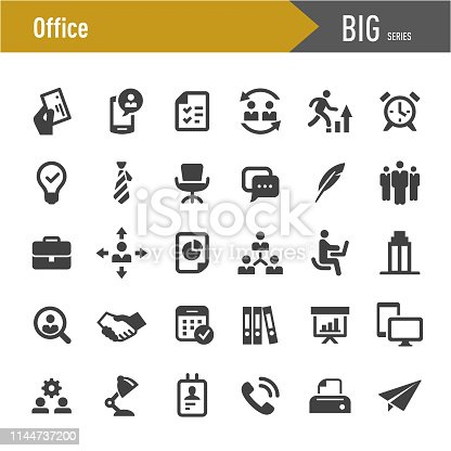 Office, Business,