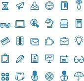 Office icons / Linico series