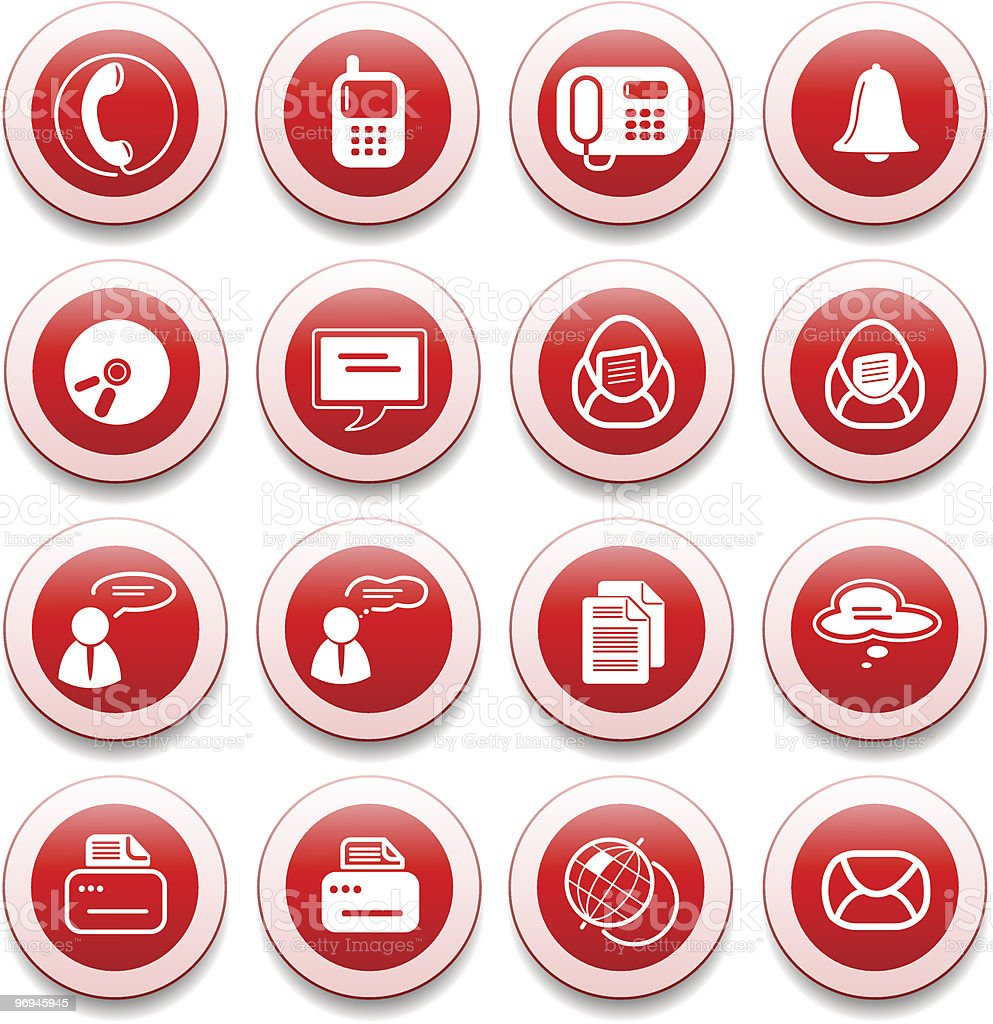 Office icons royalty-free office icons stock vector art & more images of adult
